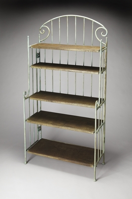 Grand Forsyth Iron Baker's Rack by Butler Specialty