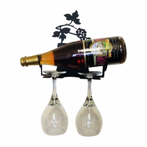 Grapevine Wine Rack - Wall Mount Extra Extra Small