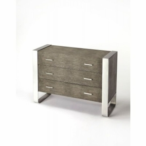 Butler Gray Console Chest