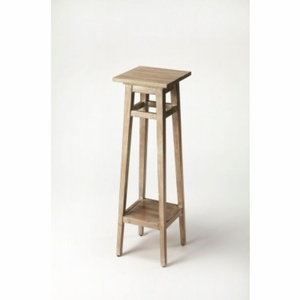 Butler Gray Tiered Plant Table