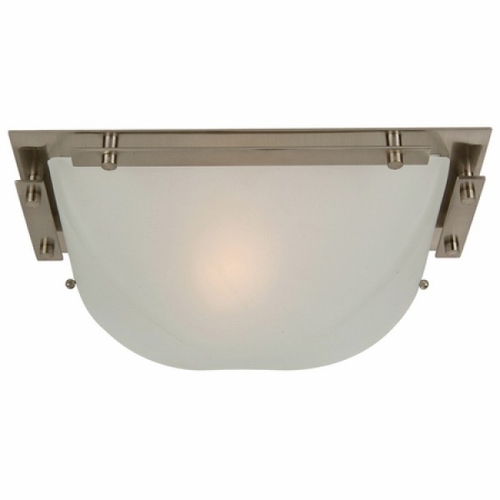 Yosemite Home Decor 95571R-1SN Half Dome Collection Fascinating 1 Lights Wall sconce in Satin ...