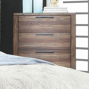 Hankinson Chest Transitional Style,Rustic Natural Tone Finish