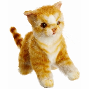 "HANSA Kitten Ginger 8""L"