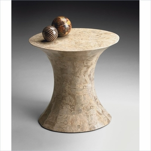 """Heritage Side Table 22.5""""W by Butler Specialty"""