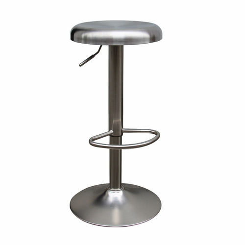 Buy high end adjustable bar stool by urban port at for High end bar stools