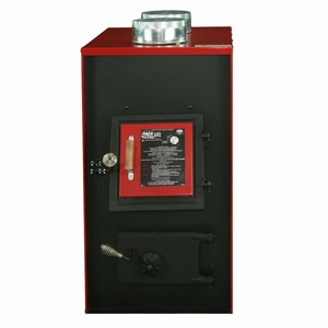 Hotblast, Wood/Coal With 550 Cfm Blower by US Stove