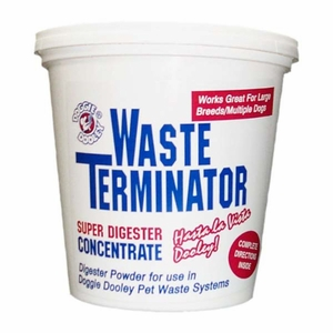 Hueter Toledo Waste Terminator 1 Year Supply