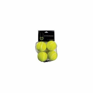 Hyper Pet Mini Tennis Balls 4 Pack