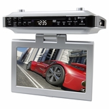 "iLive Wireless Under Cabinet System with 10"" LCD TV/DVD/CD/FM Radio (IKTD1016S)"