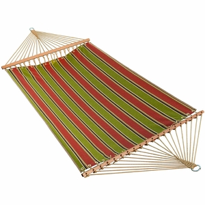 Imperial Stripe Jewel 13' Fabric Hammock by Algoma