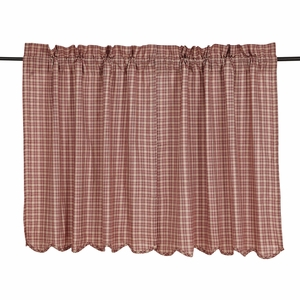 Independence Scalloped Tier Set of 2 36x36 - 24995 by VHC Brands