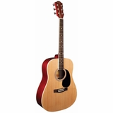 Indiana Dreadnought Spruce Top Natural