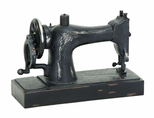 Industrial Age Sewing MachineDecor - 55621 by Benzara