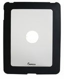 IPS101 Flexi-Clear TPU/Crystal Combination Protective Skin for Tablet PC - Black