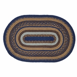 Jenson Jute Rug Oval 20x30 - 25904 by VHC Brands