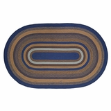 Jenson Jute Rug Oval 60x96 - 25908 by VHC Brands