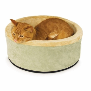 K&H Pet Products KH3194 Thermo-Kitty Bed
