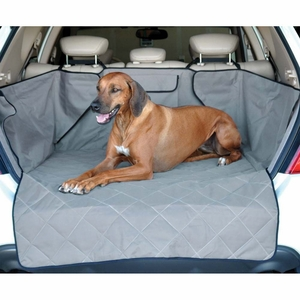 K&H Pet Products KH7867 Quilted Cargo Cover