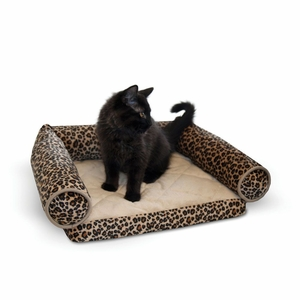 K&H Pet Products Lazy Lounger Cat Bed