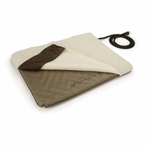 K&H Pet Products Lectro-Soft Cover Small Beige
