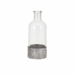 Kaffee Small Bottle with Metal Base
