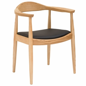 Kennedy Arm Chair in Natural