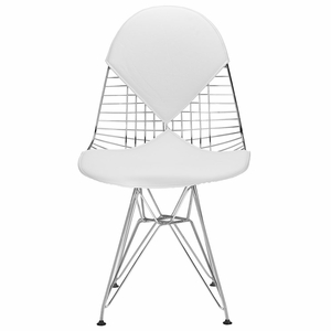 Kini Dining Chair in White