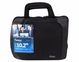 """LAP1025 Carrying Case for 10.2"""" Netbook, iPad - Black"""