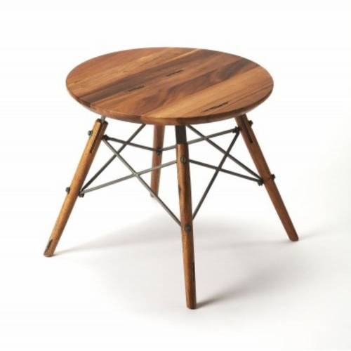 Buy butler light brown bunching table at for Wild orchid furniture
