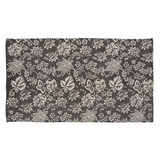 Lilianna Charcoal Rug 48x72 - 20371 by VHC Brands