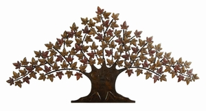 Metal Tree Wall Decor Low PriceDecor - 63186 by Benzara
