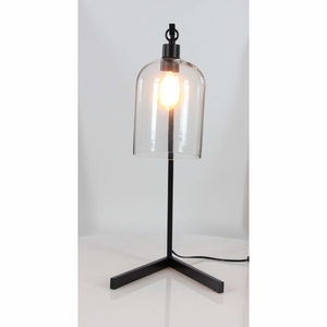 Magnificent Metal Glass Table Lamp - 58687 by Benzara