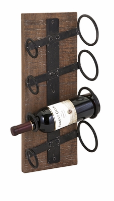 Marvelous Garrett Wine Bottle Holder