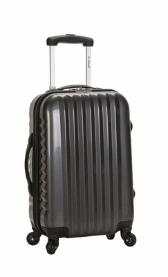 """Melbourne 20"""" Non-Expandable Abs Carry On  Luggage Set"""