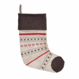 Merry Little Christmas Stocking 11x15 - 26636 by VHC Brands