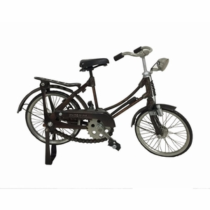Metal Vintage Female Bicycle by D Art Collection