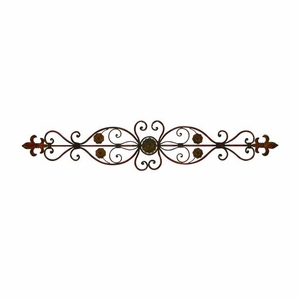 METAL wall decor ADecor UPGRADE OPTION FOR EVERYONE - 80052 by Benzara