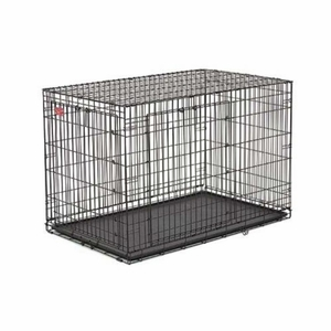Midwest ACE-422DD Life Stage A.C.E. Double Door Dog Crate