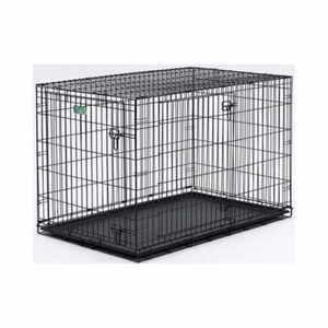 Midwest I-1536DD Dog Double Door i-Crate