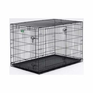 Midwest I-1548DD Dog Double Door i-Crate