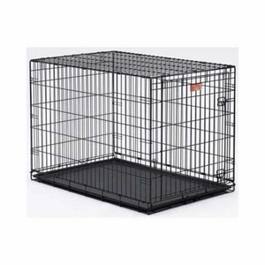 Midwest LS-1648 Life Stages Single Door Dog Crate