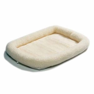 Midwest QT40248 Quiet Time Fleece Dog Crate Bed