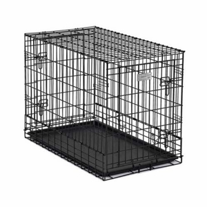 Midwest Solutions Series Side-by-Side Double Door SUV Dog Crates