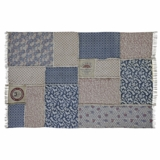 Millie Patchwork Rug Rect 70x104