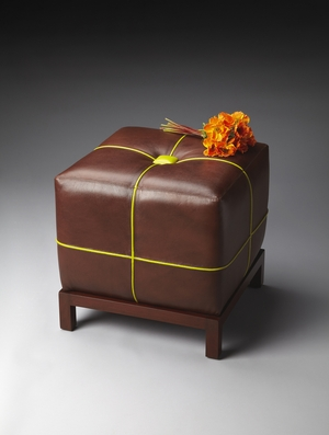 """Modern Expressions Bunching Ottoman 20""""W by Butler Specialty"""