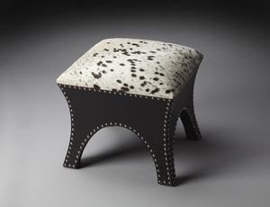 """Modern Expressions Ottoman 20""""W by Butler Specialty"""