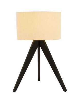 Modern Three Legged Table Lamp With Unique Stand  - 67689 by Benzara