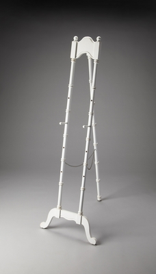 """Monet Cottage White Easel 22""""W by Butler Specialty"""