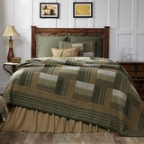 Montgomery Twin Quilt 86x68 - 17982 by VHC Brands