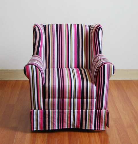 Buy Multi Colored Girls Wingback Arm Chair By 4d Concepts